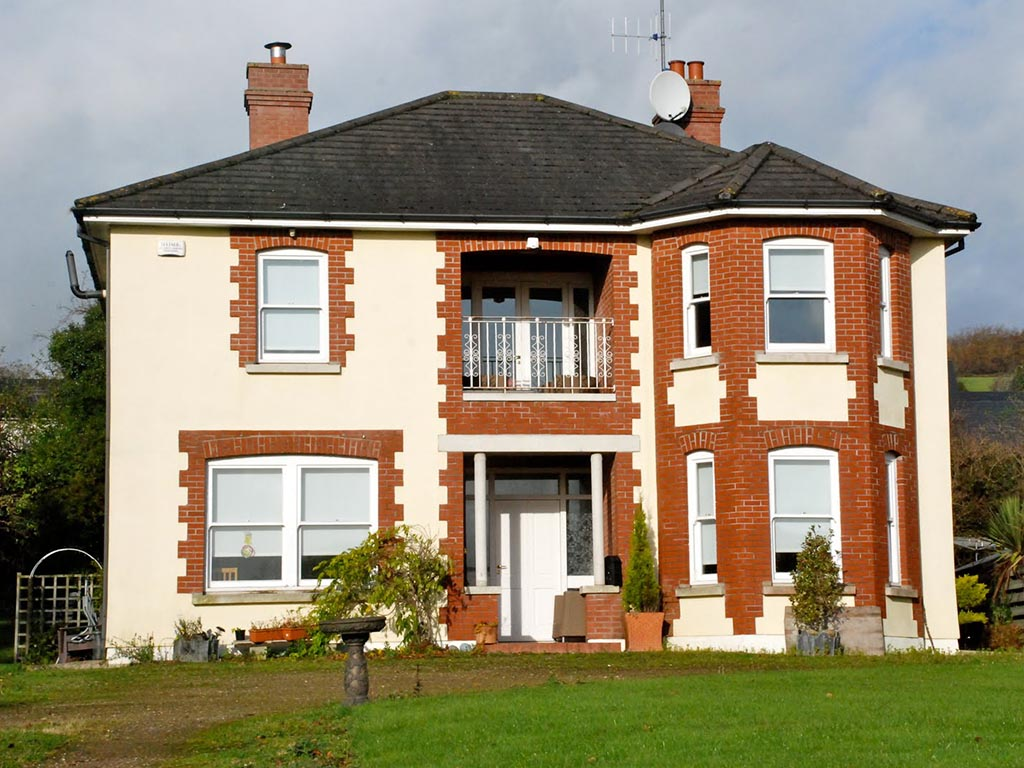 Laurelea, Rednagh Road - Front