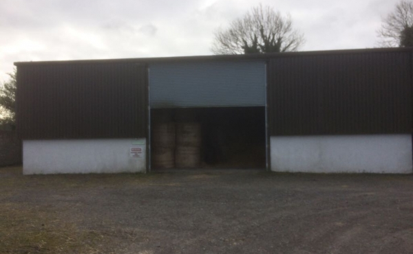 Friarstown Yard & Sheds